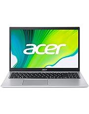 Acer Aspire 5 (A515-56-511A) 39,6 cm (15,6 Full-HD IPS matt) Multimedia Laptop (Intel Core i5-1135G7, 16 GB RAM, 1.000 GB PCIe SSD, Intel Iris Xe Graphics, Win 10 Home) silber