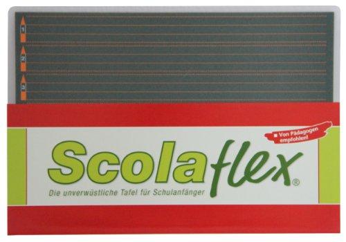 Staufen 20040 - Scolaflex Tafel Vorderseite A0 liniert und Rückseite kariert