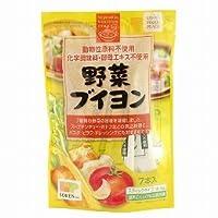 創健社 野菜ブイヨン 5g×7袋×5個                   JAN:4901735022106