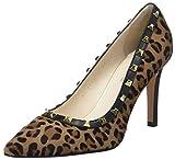 lodi RELEA40INO, Zapatos de tacón con Punta Cerrada para Mujer, (Pantera Natural), 37 EU