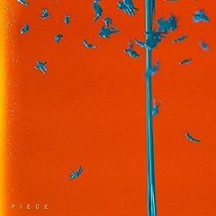 TENDRE「PIECE」の歌詞を収録したCDジャケット画像