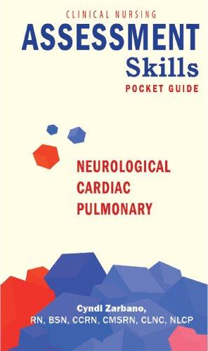Clinical Nursing Assessment Skills Pocket Guide