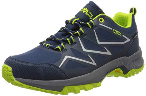 CMP – F.lli Campagnolo Herren Gemini Low Shoe Wp Trekking- & Wanderhalbschuhe, Blau (Cosmo N985), 39 EU