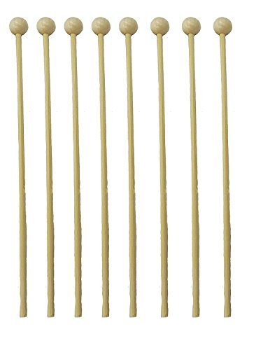 Perfect Stix Rock Candy Sticks with Ball (Pack of 50)