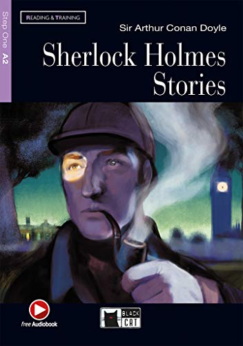 SHERLOCK HOLMES STORIES (Reading and training) FREE AUDIOBOOK, Inglese