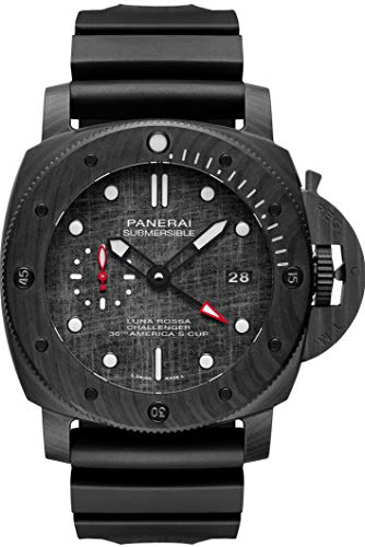 Panerai Luna Rossa Challenger Submersible Carbotech PAM01039