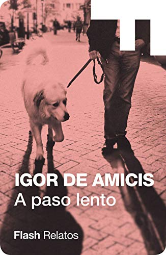 Portada del libro A paso lento de Igor De Amicis