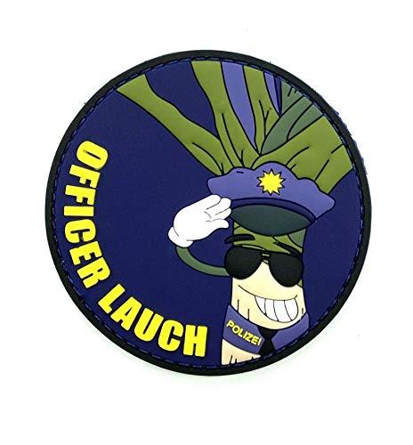polizeimemesshop Officer Lauch Rubber Patch