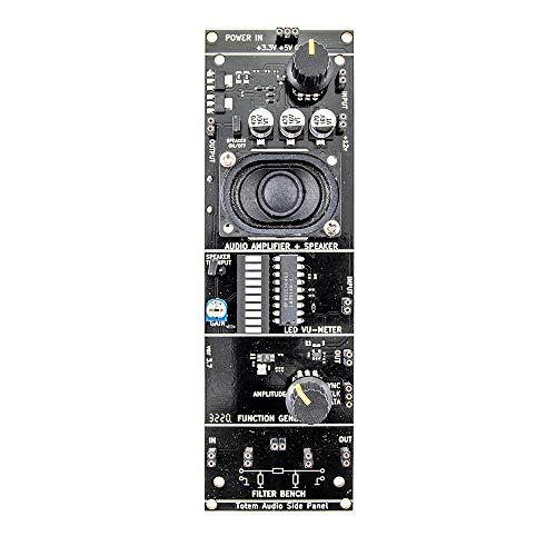 Panel Lateral de Audio Totem. Placa de Extensión para Proyectos Arduino en Protoboard