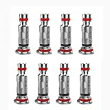 Original Uwell Caliburn G Replacement Coil Mesh 0.8 Ohm for Uwell Caliburn G Kit Electronic Cigarette Core (8Pcs)