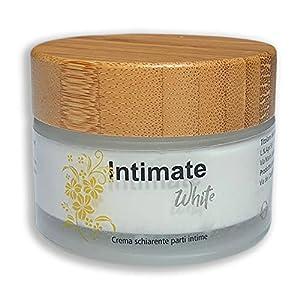 Crema aclaradora íntima blanca para partes íntimas 50 ml - crema blanqueadora para zona genital, anal, vaginal, axilas y pezones