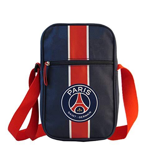 Paris Saint Germain - Bolso bandolera del equipo de fútbol Paris Saint Germain