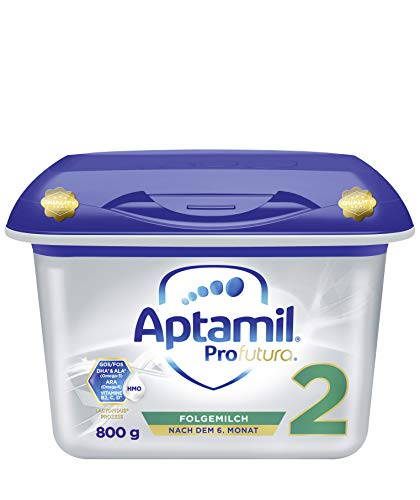 Aptamil Profutura 2 Folgemilch nach dem 6. Monat (1 x 800 g)