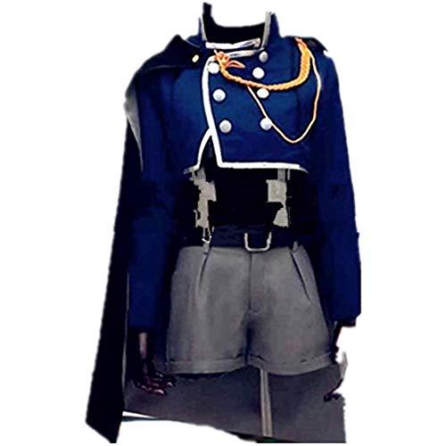 Honkai Impact 3 Kiana Kaslana Uniform Cosplay Costume Halloween (Female S)