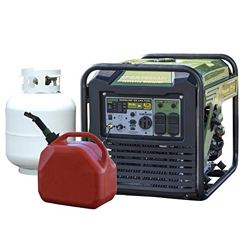 Buffalo Tools GEN85KIDF 8500 Peak Watt Df Inverter Gen