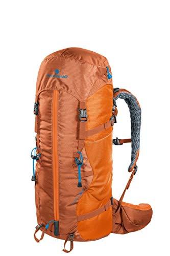 FERRINO - Mochila para senderismo y alpinismo Triolet 32+5 - Naranja