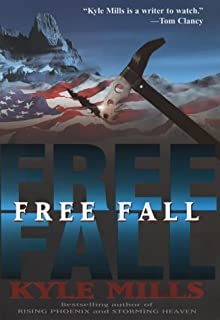 Free Fall by Mills, Kyle(April 26, 2000) Hardcover