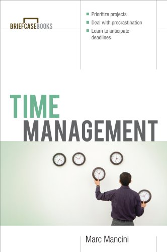 Time Management (Briefcase Books Series)