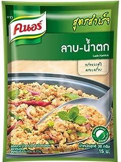 Knorr Laab-namtok Flavour Food Seasoning 30g (Pack of 3)