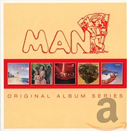 Man: Original Album Series (Audio CD (Box Set))