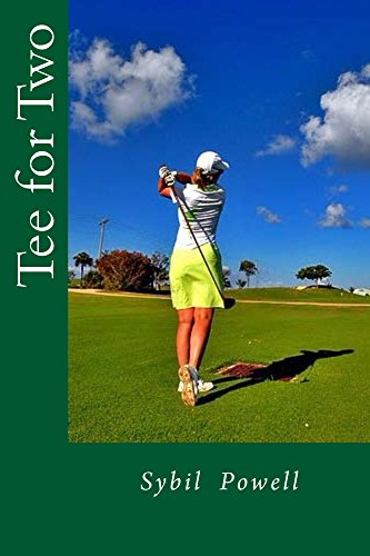 Book: Tee for two by Sybil Powell