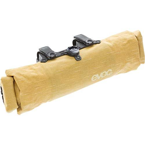 EVOC Handlebar Pack BOA On Bike, Lehm gelb, M