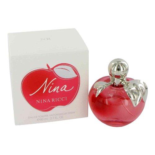 NINA by Nina Ricci Eau De Toilette Spray 2.7 oz Women