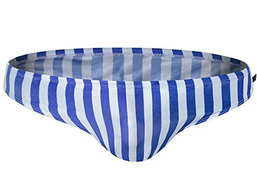 Panegy Herren Badehose Schwimmhose Niedrig Taille Badeslip Sexy Swim Slip Trunk Briefs Unterwäsche S M L XL