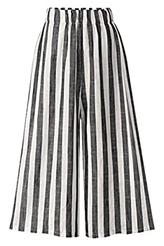 Best striped palazzo pants Reviews