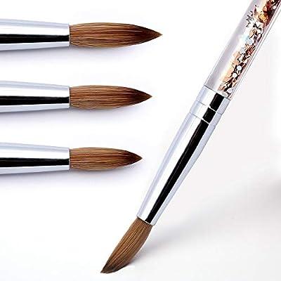 Modelones AcrylicNailBrush for Acrylic