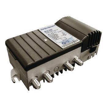 Hirschmann, Kabel-TV Verstärker 20 dB 1 Ausgänge