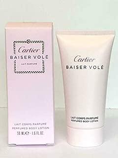 Cartier BAISER VOLE 1.6OZ 50ML PERFUMED BODY LOTION