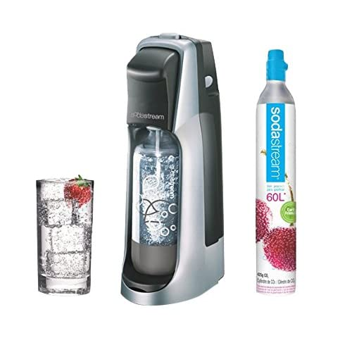 41+e3++YwUL. SS500  - sodastream JET - Soda and Water Carbonator gray