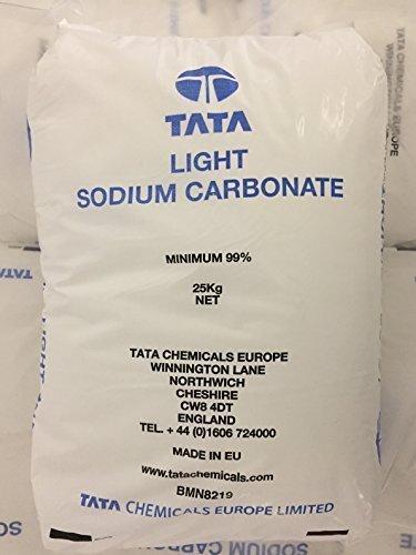 Natriumcarbonat Waschsoda - Natriumcarbonat Na2CO3 Pulver Wasch-Soda VERSCHIEDENE GRÖßEN