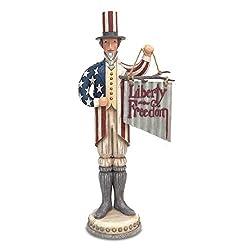 Uncle Sam Liberty/Freedom Figurine