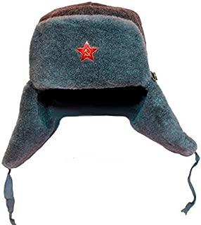 Best soviet ushanka for sale Reviews