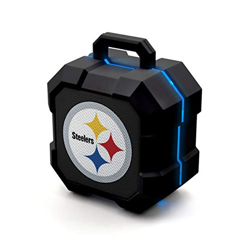 Pittsburgh Steelers waterproof bluetooth speaker