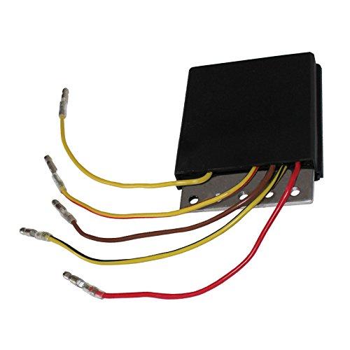 Caltric compatible with Rectifier Regulator Polaris Atv 2205046 4060191 4060133 4060113