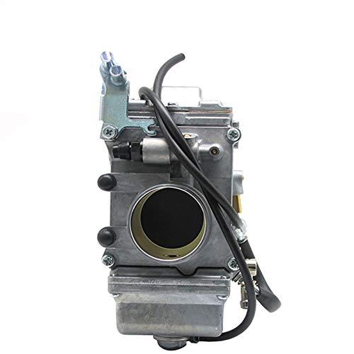 XIWEIG / Ajuste para - MIKUNI Modelo/Carburador HSR TM45 45mm Carburador De La Motocicleta Reemplazar, Fit For - Harley/Flh Flh Flhs VRSC Sportsters (Color : HSR 45)
