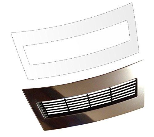 3 x Schutzfolie für Jura J Line - J6 - J9 - J9.4 - J9.3 - J90 - J 95 - J500 - XJ9 Tassenablage, Abtropfblech, Tassenplattform