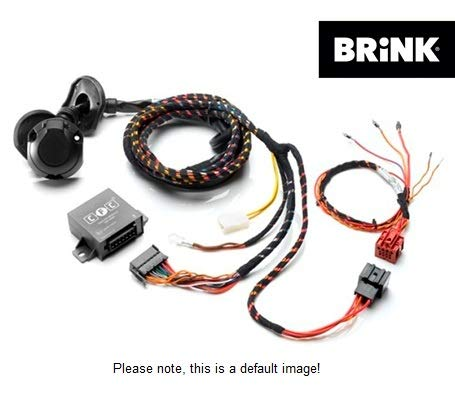 Unbekannt Elektrosatz Anhängerkupplung von Brink (732724) Elektrosatz Anhängevorrichtung