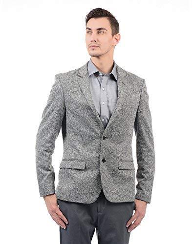 Arrow Newyork Men's Notch Lapel Slim Fit Blazer
