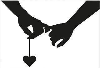 Vaessen Creative Matrice de Découpe, Mains des Amoureux, Crée Des Motifs complexes pour Le Scrapbooking, la fabrication de...