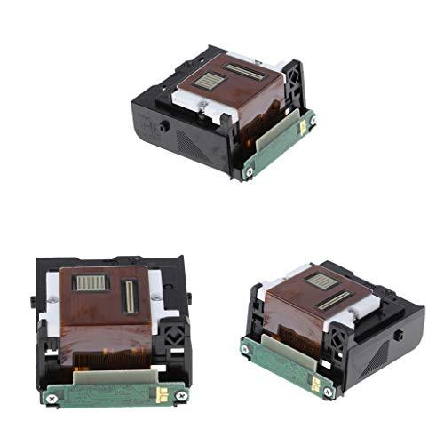 Shiwaki 3x Cabezal de Impresión Reciclado Repuestos de Impresora ...