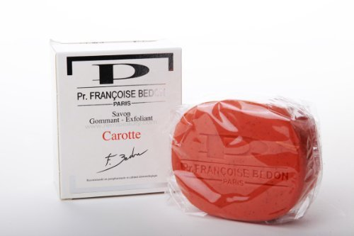 Pr. Francoise Bedon Carrot Exfoliating Soap 7oz/200g by Pr. Francoise Bedon Carrot