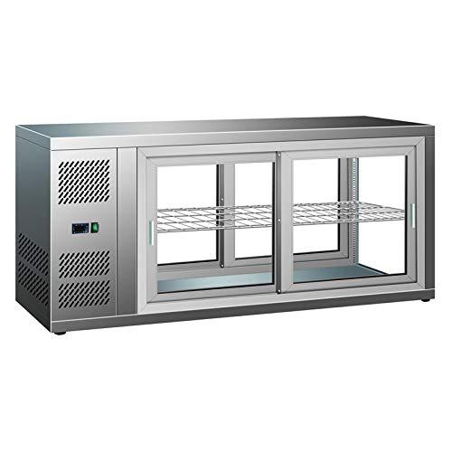 Vitrine Réfrigérée à Poser de Pâtisserie 150 L - Combisteel - R600A