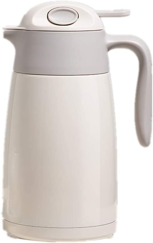 Max 88% OFF YJ Insulation Pot Stainless Minneapolis Mall Steel Coffee by Liter Carafe 2 68oz