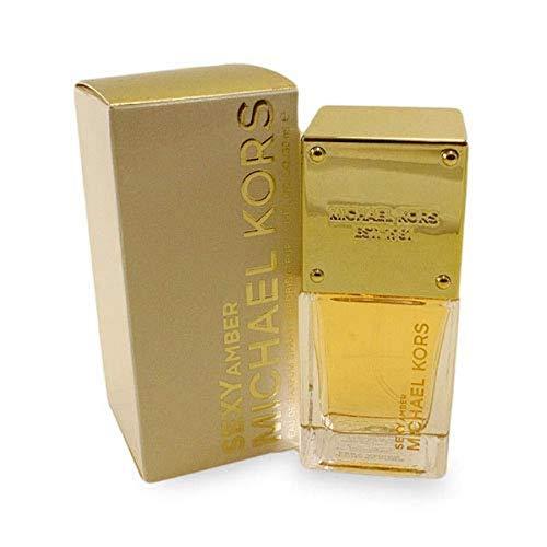 Michael Kors 24k Brilliant Gold Eau de Parfum Spray for Women, 1 Ounce