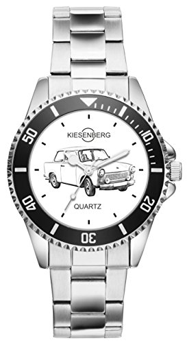 Geschenk für Trabant 601 Oldtimer Fans Fahrer Kiesenberg Uhr 20027