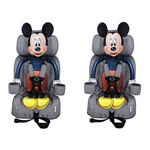 Purchase Kids Embrace Disney Mickey Mouse Combo Harness Booster Toddler Car Seat (2 Pack)